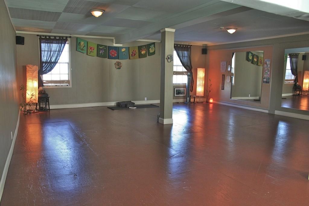 Island Yoga Space